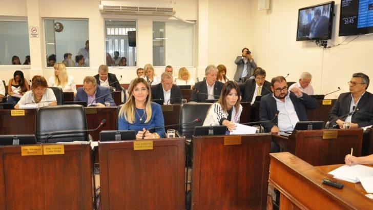 Diputados repudian la intervención del Partido Justicialista Nacional
