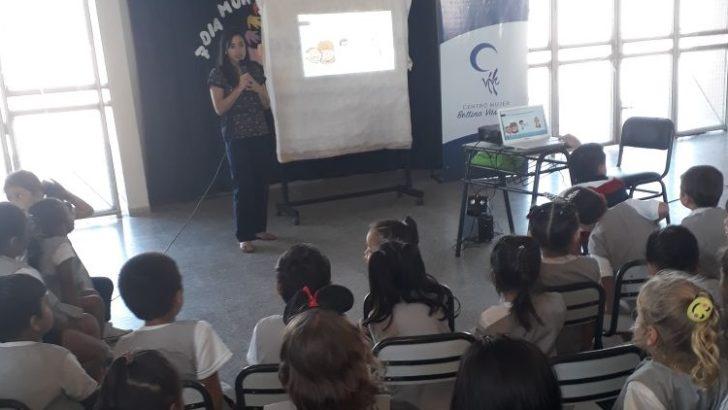 """El programa """"Boca sana"""" llegó al Jardín de Infantes N° 179"""