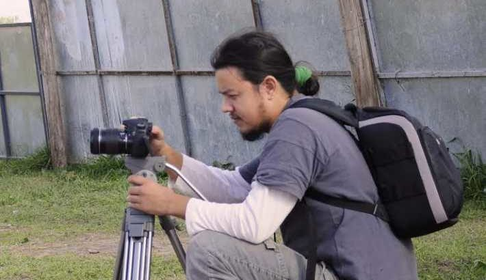 Taller gratuito de cine con cámara réflex