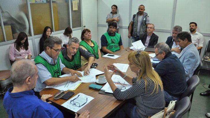 Trabajadores de Infraestructura piden equiparación salarial con otros ministerios