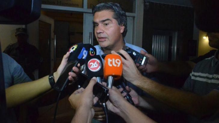 """Tras la declaración de Capitanich por la causa Pimp SA, Sabadini afirmó: """"nos llevamos las respuestas que vinimos a buscar"""""""