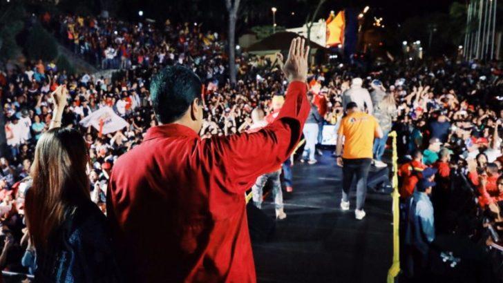 Maduro reitera llamados al diálogo luego de la victoria electoral