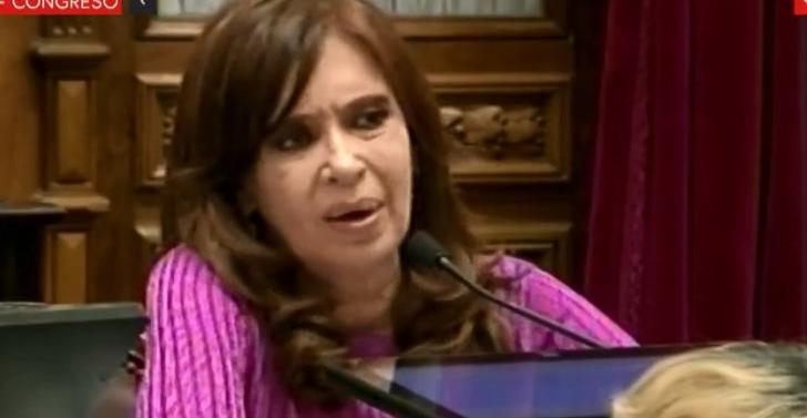 """Tras confirmarse su procesamiento, CFK criticó el fallo del """"Partido Judicial a la carta"""""""