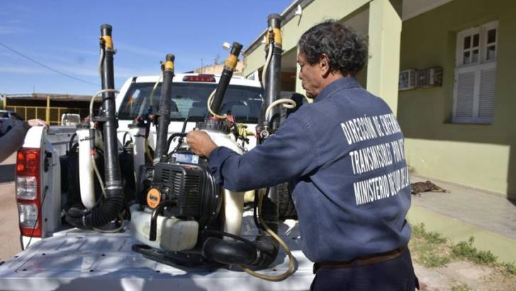 Dengue: Salud redobla los esfuerzos y trabajos preventivos en Villa Ángela