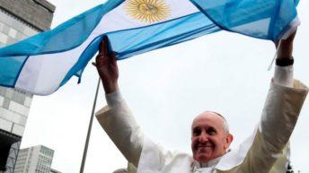 """""""La Argentina está en el corazón del Papa"""""""