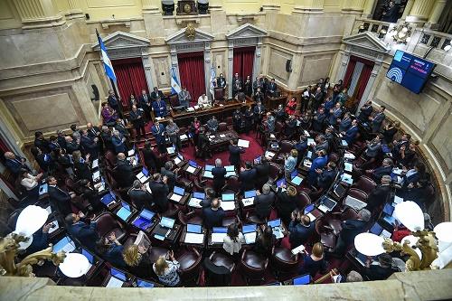 El oficialismo en el Senado confía en convertir en ley el Presupuesto 2019