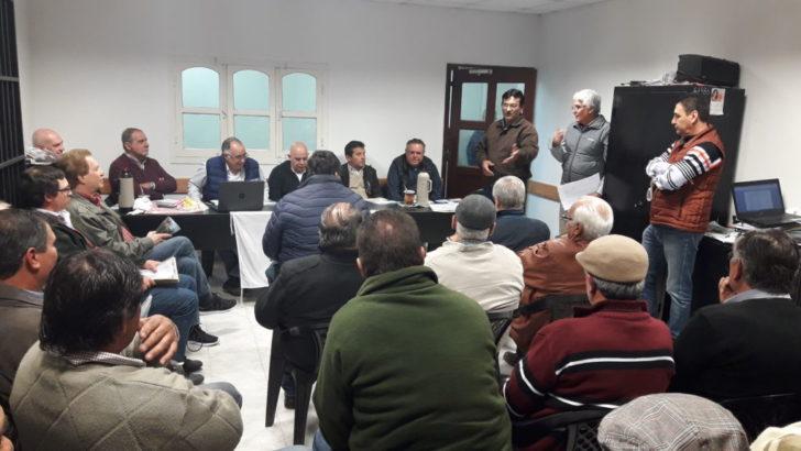En San Martín, los Consorcios Camineros analizaron la memoria y balance 2017 para la asamblea general ordinaria