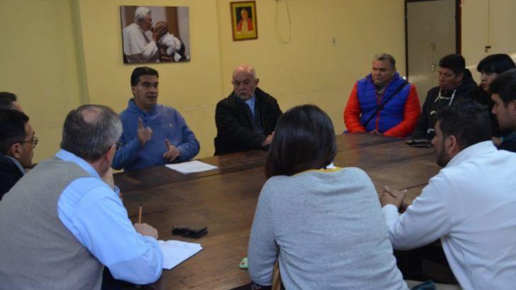 Buscan nuevo abordaje integral para ayudar a personas en situación de calle