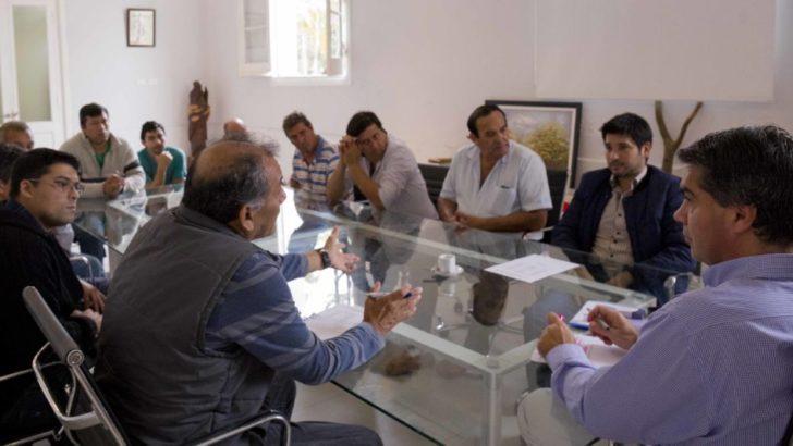 Capitanich y taxistas articulan acciones para mejorar la prestación de servicios