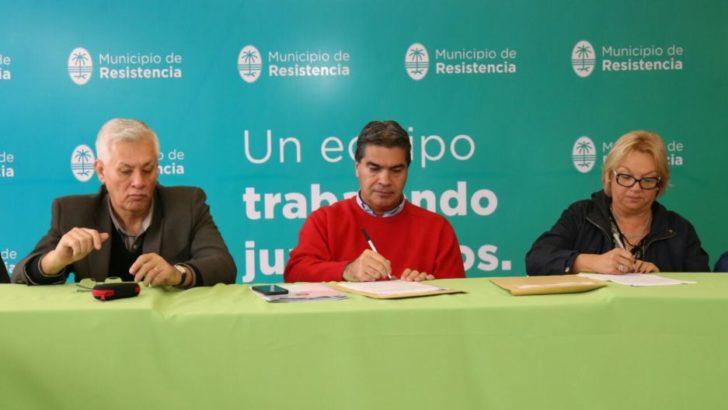 El Municipio firmó un convenio para el desarrollo y fomento de energías renovables