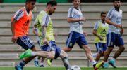 Copa América: la Selección viajó a Brasil