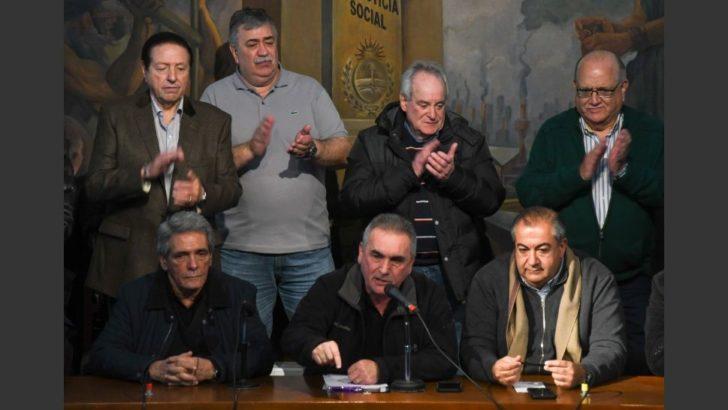 """Paro nacional: la CGT habló de un """"altísimo acatamiento"""" y defendió la medida"""