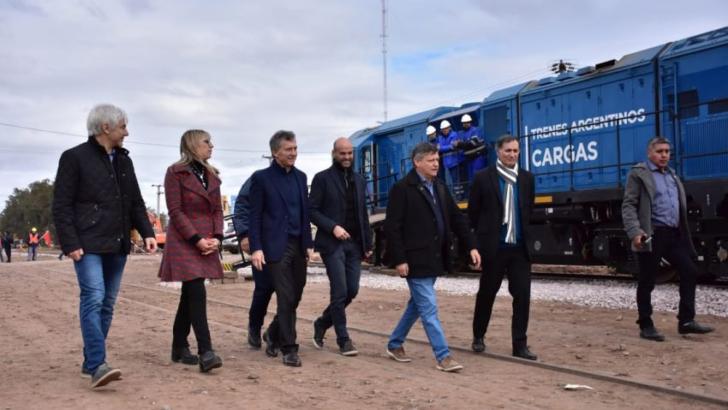 Belgrano Cargas: se habilitaron 500 kilómetros de vía