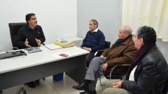 Capitanich y Sergio Palazzo analizaron la actual crisis financiera y política del país