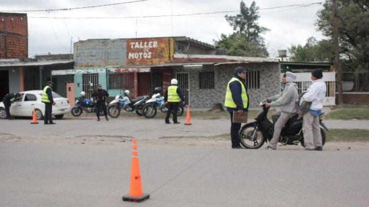 Continúan los operativos móviles con inspectores y personal de la Caminera