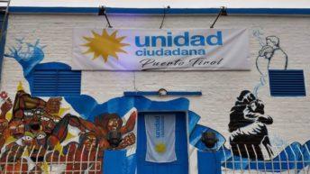 Unidad Ciudadana puso en marcha su local partidario en Tirol