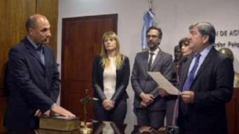Bermejito: Guillón fue designado interventor, tras el veto parcial de Peppo