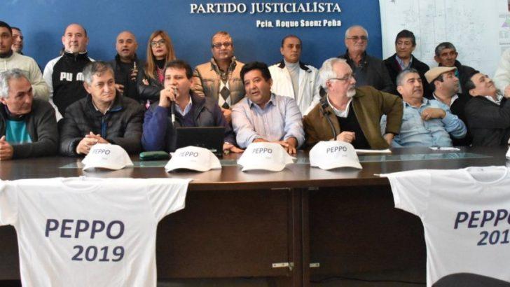 En Sáenz Peña, militantes y dirigentes justicialistas hablaron de Peppo 2019