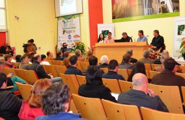 Capitanich participó del acto inaugural de las XXXVIII Jornadas Agronómicas del Chaco 1