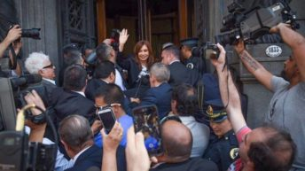 Cuadernos: Cristina presentó un escrito, pidió la nulidad del proceso y recusó al juez y al fiscal