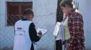 Desarrollo Urbano inició el registro de las familias del Barrio Mate Cosido