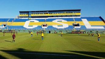 """El """"Deca"""" empató en su primer amistoso en Paraguay"""
