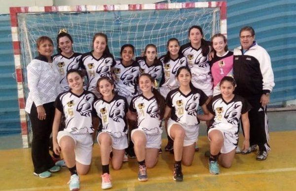 Handball: San Roque se adueñó de los podios de las categorías formativas 1
