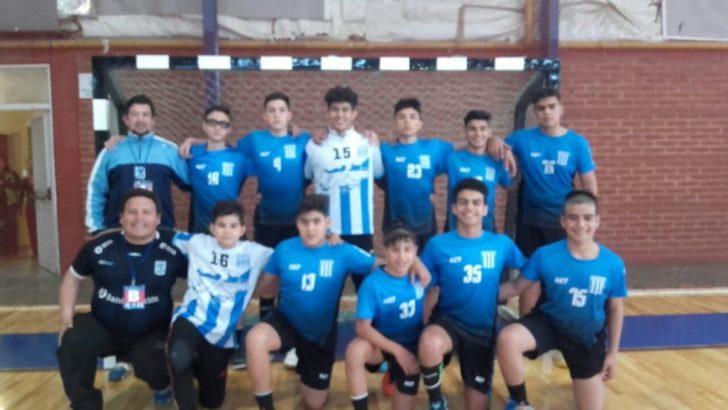 Handball: San Roque se adueñó de los podios de las categorías formativas