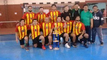 Handball: Sarmiento dio la vuelta en misiones y ascendió al Nacional de Clubes