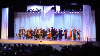 La orquesta comunitaria Cruce Viejo cumple 10 años y lo festeja en el Cecupo