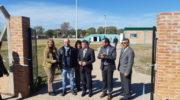 Las Garcitas: Sameep inauguró el acueducto y centro de distribución de agua potable