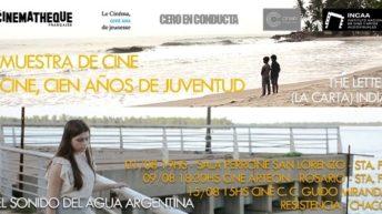Muestra Internacional de Cortometrajes, en el Complejo Cultural Guido Miranda