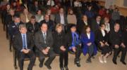 Nievas encabezó el acto por 81° aniversario de Tres Isletas y destacó la pujanza de la comunidad
