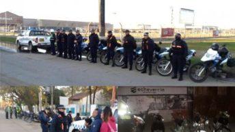 Operativo de la Caminera, con 79 motocicletas secuestradas