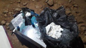 San Martín: demoran a menor de edad con cocaína en su poder