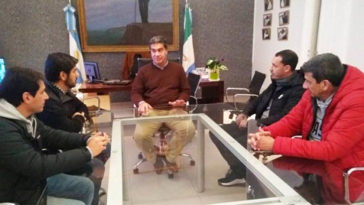 Sarmiento confirmó su participación en el Federal de básquet