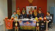 """Sarmiento presentó """"El Decanito"""", su primer torneo de fútbol infanto-juvenil"""