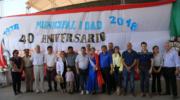 40° aniversario de Fuerte Esperanza: inauguración de obras e importantes anuncios