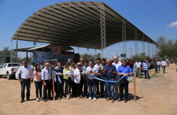 40° aniversario de Fuerte Esperanza: inauguración de obras e importantes anuncios 1