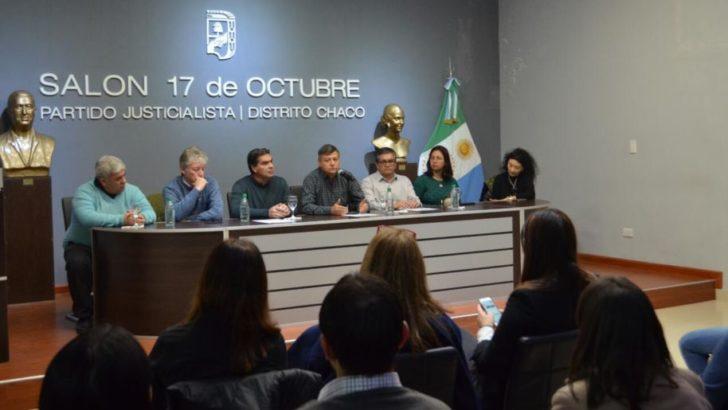 Capitanich a abogados peronistas analizaron el ejercicio de la profesión jurídica en el ámbito de la política