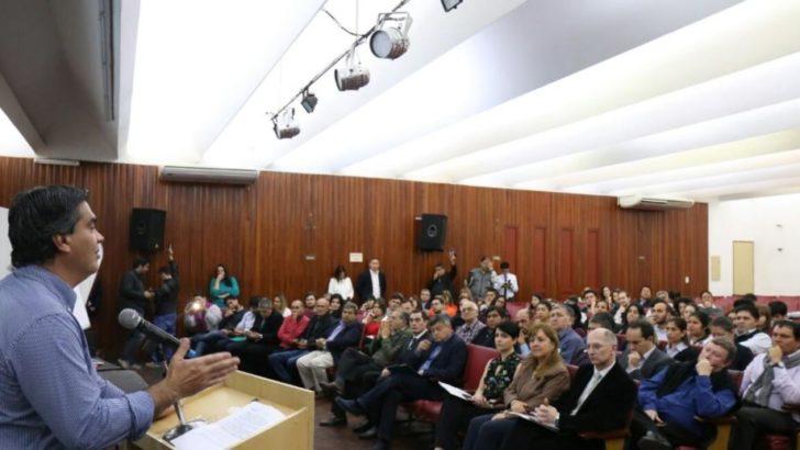 Capitanich participó de las Jornadas de Capacitación en Prospectiva Municipal