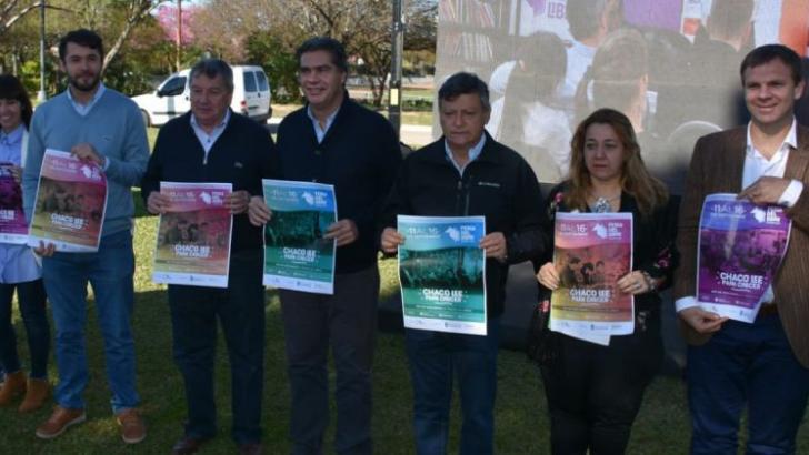 Chaco Lee para Crecer: Peppo presentó la Feria del Libro Chaqueño y Regional