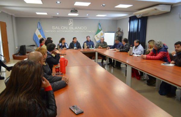Chaco Merece Más rechaza políticas de ajuste y presenta propuestas para la emergencia 1