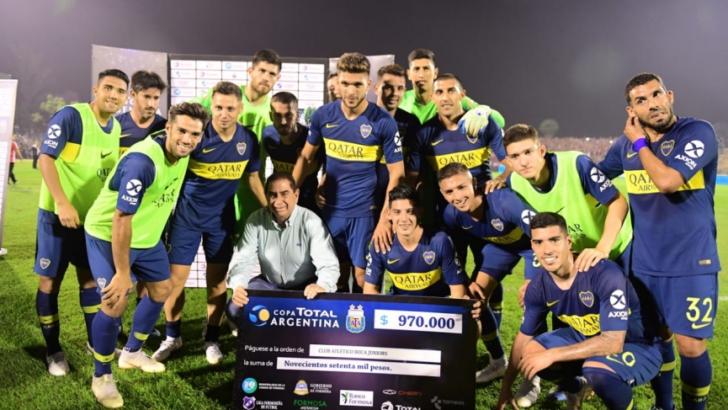 Copa Argentina: le costó, pero Boca ganó y avanzó a los Octavos