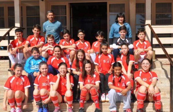 Handball: Salesianos fue protagonista en el Nacional de Infantiles de Embalse 2