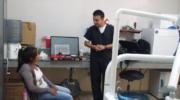 Nueva Pompeya: especialistas itinerantes de Salud brindaron más de 500 atenciones