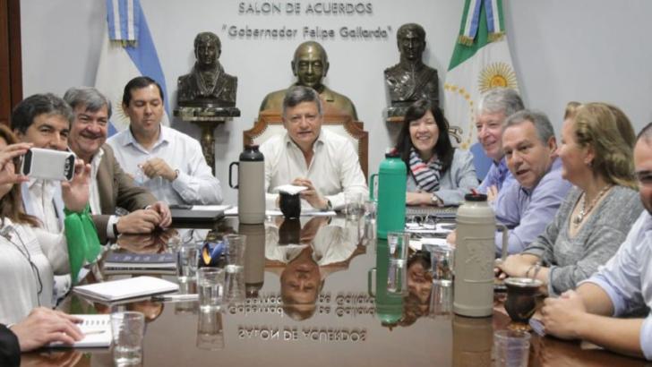 Presupuesto 2019: Peppo arrancó el dialogo con diputados oficialistas