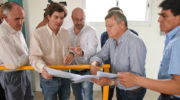 Sameep inauguró obras junto al gobernador en Capitán Solari