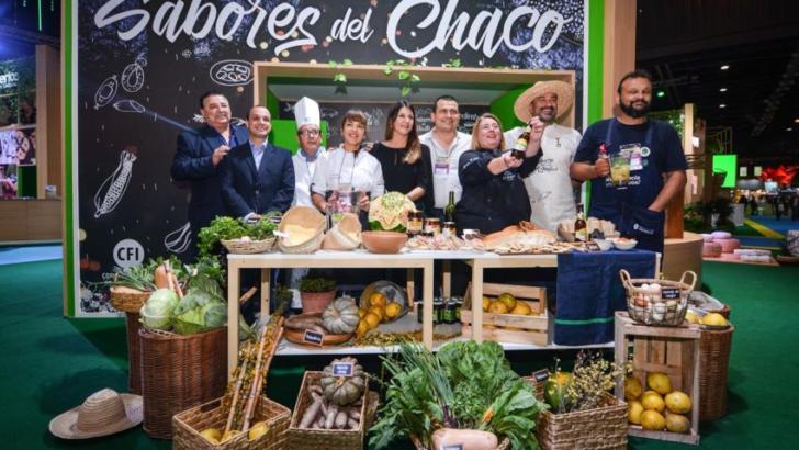 Secretos y riquezas de Chaco en la FIT de Buenos Aires
