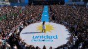 """Unidad Ciudadana Chaco reivindica a Cristina: """"Pretenden condenar un proyecto de país"""""""